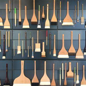 Cheryl Harrison Painting Blog - pigment paint shop Tokyo - 11